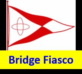 Bridge Fiasco @ Navy Marina Slip A49
